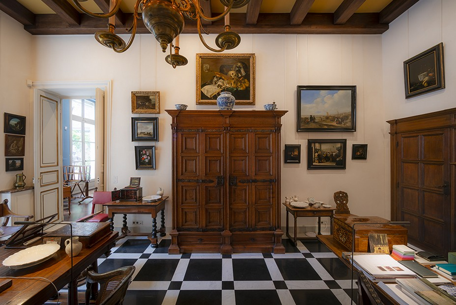 Fondation Custodia - salon hollandais (c) Jannes Linders