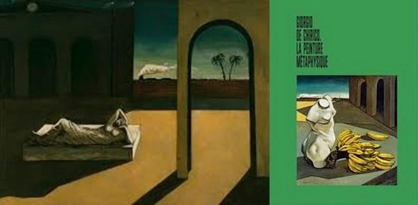 Giorgio de Chirico. La peinture métaphysique au Musée de l'Orangerie @ DR