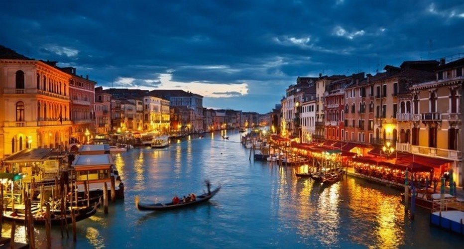 Découverte de Venise en gondole  (Photo Venice_Italy)