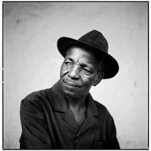 Portrait du célèbre photographe Malien Malick Sidibé