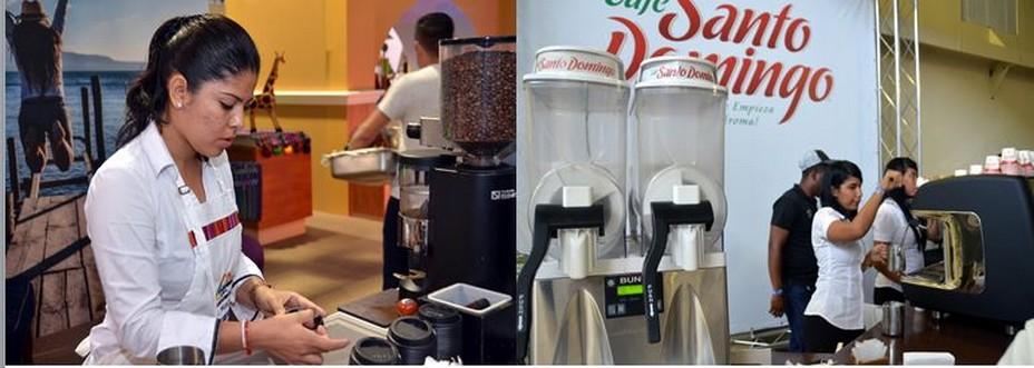 Le Café Santo Domingo est un pur arabica originaire de la République Dominicaine. Suave, agréablement parfumé, il est apprécié pour sa rondeur en bouche. @David Raynal
