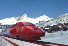 Le Thalys (copyright International.Rail.Co)