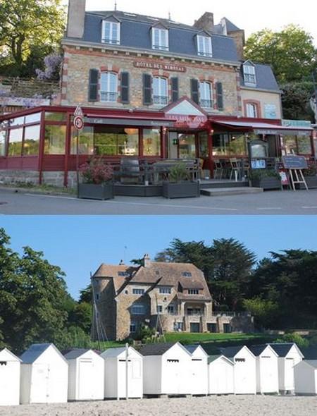L'hôtel Les mimosas @ A.Degon et Manoir Dalmore @ TripAdvisor