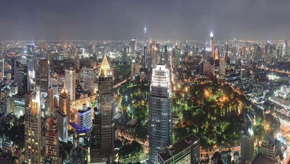Bangkok la nuit (photo Benh LIEU SONG)