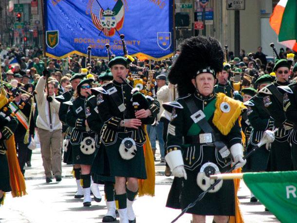 Le défilé de la Saint-Patrick à Dublin devrait rassembler 500 000 personnes (photo Bravofly)