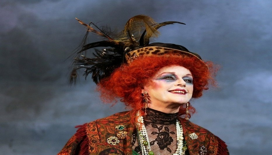 """Anny Duperey dans la """"Folle de Chaillot"""" de Jean Giraudoux  A la Comédie des Champs-Elysées, dans une mise en scène de Didier Long. (Photo Lot)"""