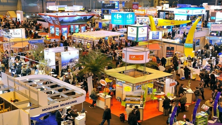 38 me dition du salon mondial du tourisme paris for Salon international du tourisme rennes