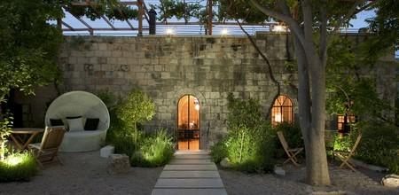La maison de Jebra Francis Rahil et d'Alegra Bello (Photo André Degon)