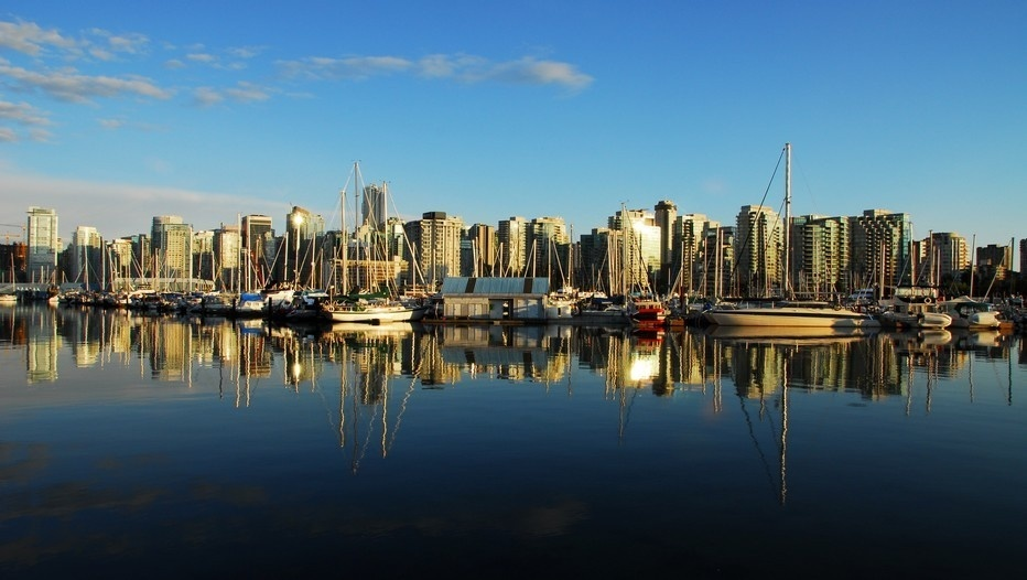 Vancouver City (Photo Ajithrojeswari)
