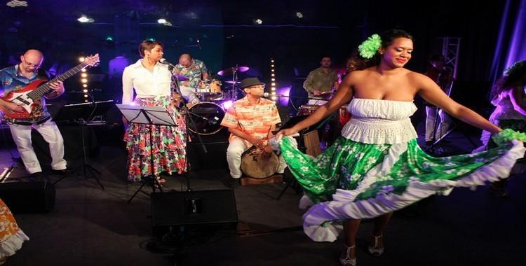 Le Séga est avec le Maloya l'un des deux genres musicaux principaux de la Réunion (Photo David Raynal)