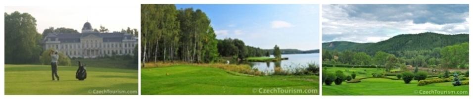 Depuis le début des années 90, le golf a connu un véritable progression continue en République tchèque.