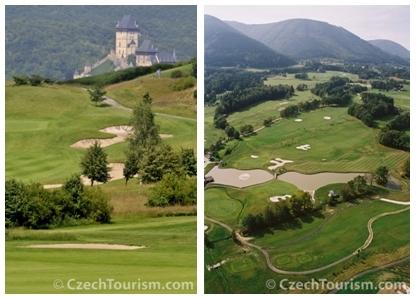 La République tchèque combine des parcours de qualité avec une hôtellerie haut de gamme.
