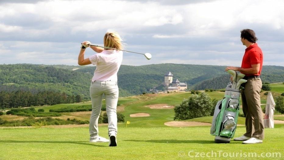 R publique tch que d couvrez une autre terre de golf - Office de tourisme republique tcheque ...