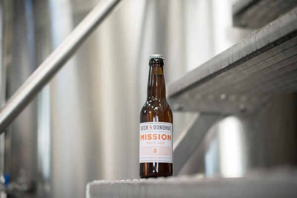 La première bière, Mission pale ale;  @ DR