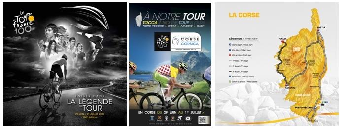 A édition exceptionnelle, parcours exceptionnel, avec un départ depuis la Corse et trois étapes d'ores et déjà inoubliables, Porto-Vecchio-Bastia en passant par Bonifacio, Bastia -Ajaccio et Ajaccio-Calvi.