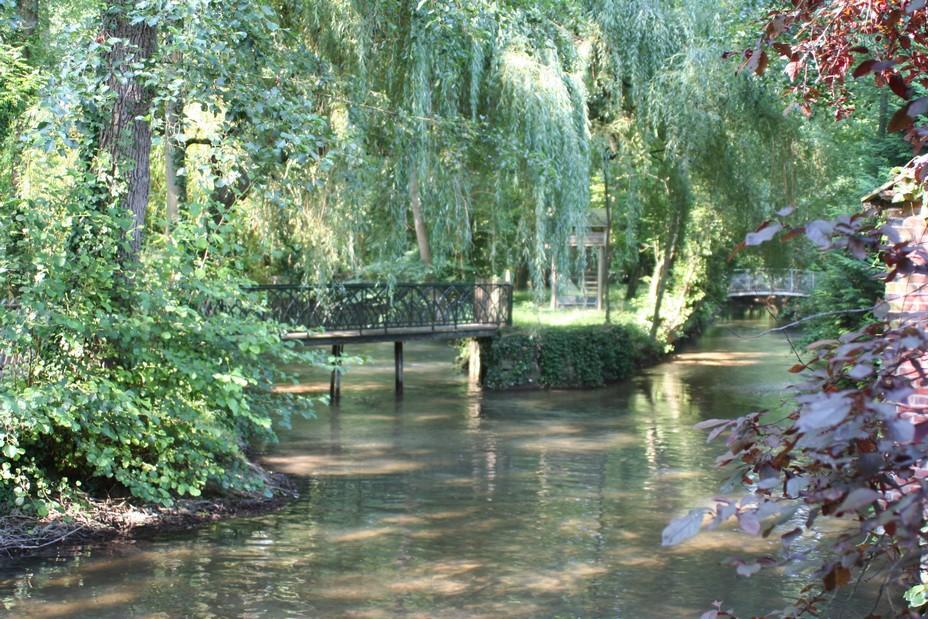 Parc du Moulin à Tan © OT Sens et Sénonais