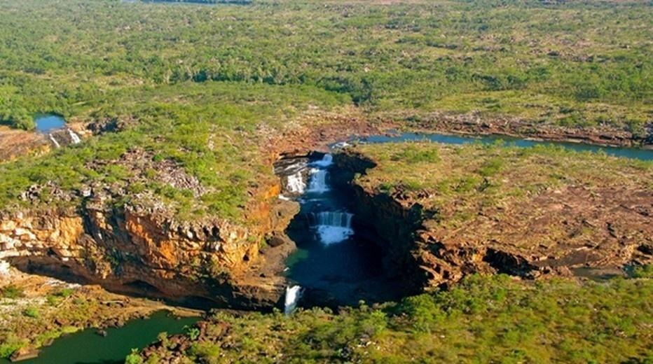 """Le massif du Kimberley, considéré comme """"la dernière des dernières frontières australiennes"""" ©Patrick Cros"""