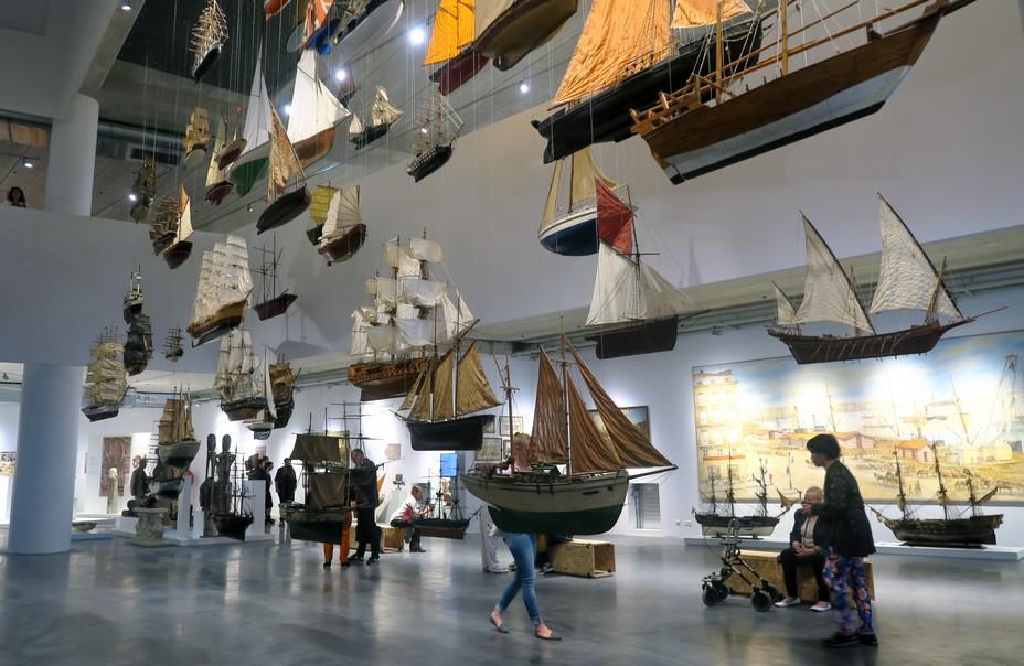 Musée Mer Marine©Loïc Graniczny