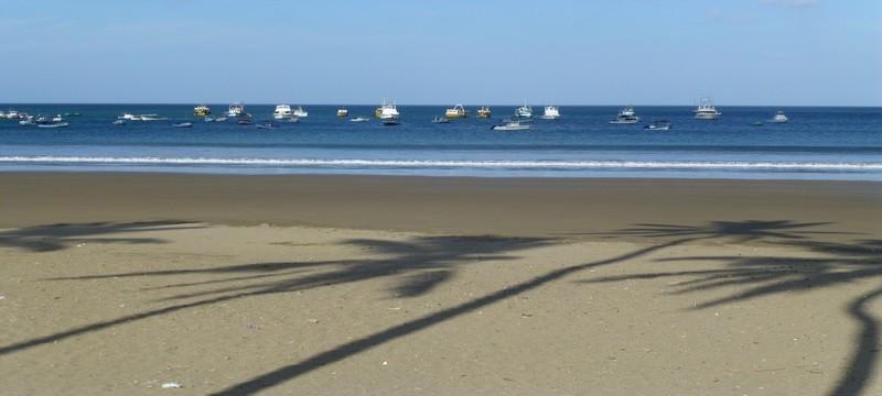 Une très belle vue sur la Côte Pacifique du Nicaragua (Photo  Catherine Gary)