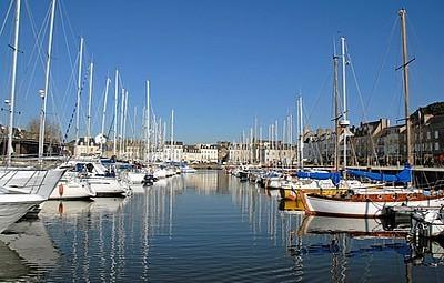 Le Port de Vannes et ses bâteaux de plaisance (Photo D.M.)