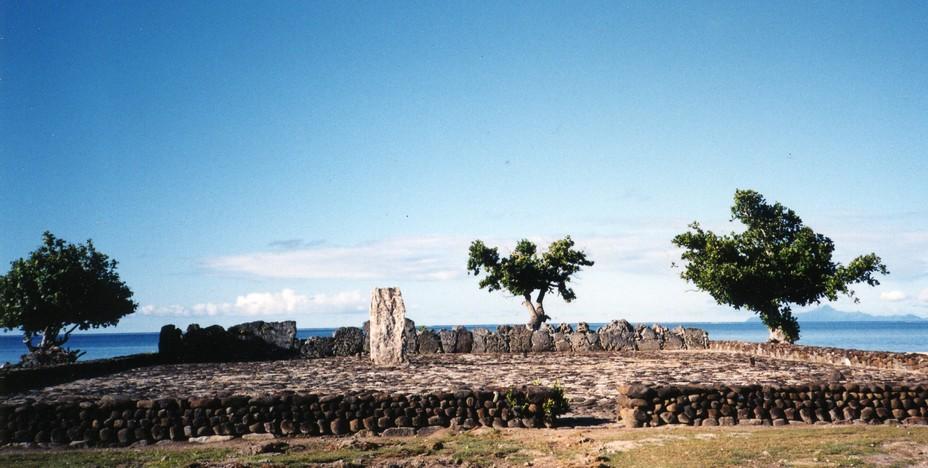 Visite à Taputapuātea.et découvrir le temple de « Marae de Taputapuātea » classé patrimoine mondial de l'UNESCO depuis 2017@ DR.