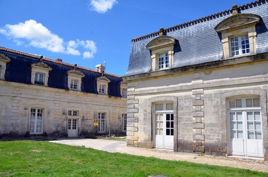 Rochefort - Bâtiments de la Corderie Royale. @David Raynal