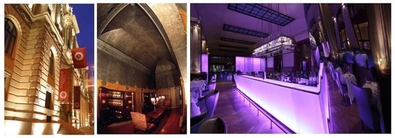 L'hôtel 5 étoiles Boscolo Prague joue la carte de la discrétion raffinée et de l'élégance à l'italienne.(photos D.R.)