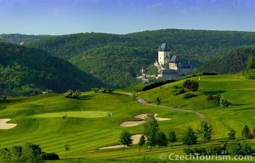 La République tchèque est le pays d'Europe centrale et orientale le plus développé en matière de golf. (photo DR)