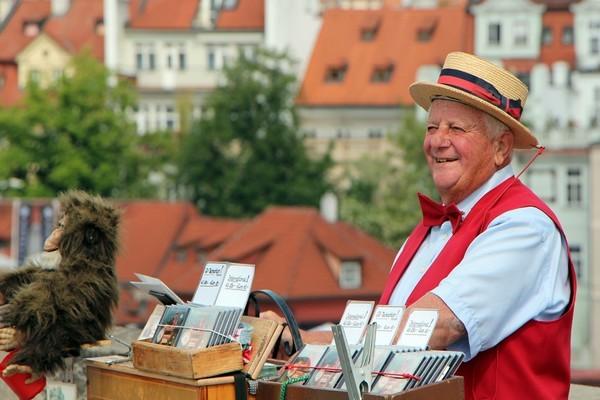 Nombreux sont ceux qui conviennent que Prague est l'une des plus belles villes du monde (photo David Raynal)