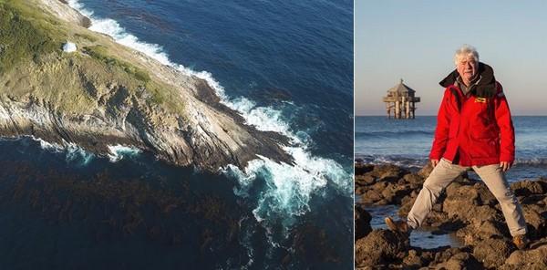 C'est la réplique à l'identique d'un phare de Patagonie en Argentine érigé en 1884 sur l'île des États à l'est de la péninsule Mitre en Terre de Feu.réalisé par le navigateur  André Bronner. @ C.Montenay