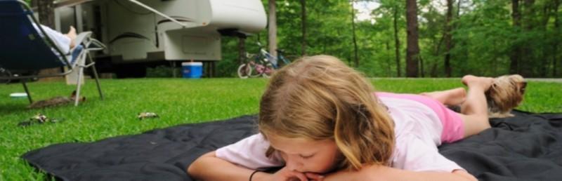 Découvrir un endroit inédit et planter sa tente dans un endroit sûr (photo DR)