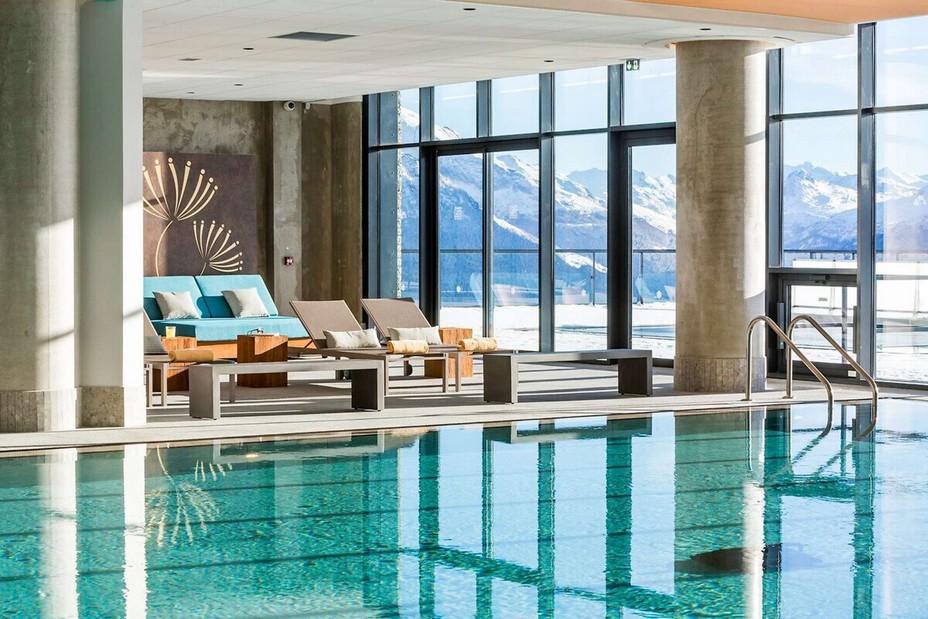 Piscine - Spa @ Club Med