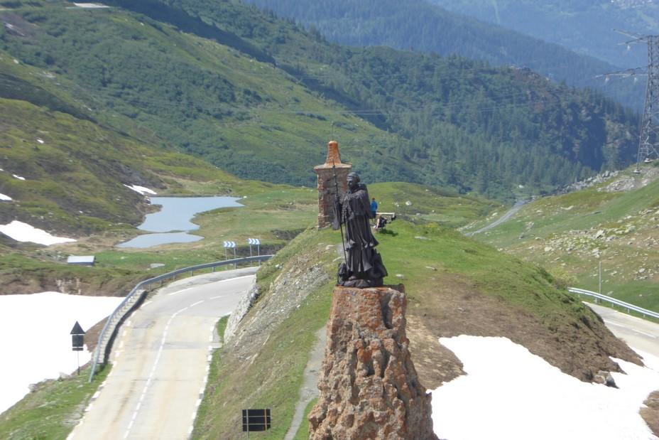 Col du Petit Saint Bernard, 2188 mètres.@ C.Gary