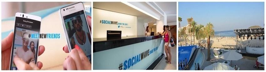 """Voyage 2.0 : Espagne  - Un """"Twitter-hôtel"""" pour célibataires connectés !"""
