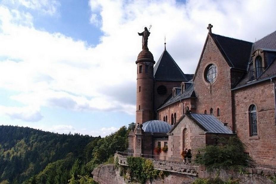 Obernai - Mont Saint-Odile @ Pierre Bastien/Communes.com