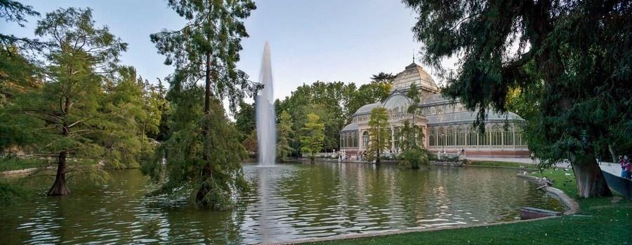 Les jardins remarquables del Buen Retiro dont les monuments et les fontaines témoignent de la riche histoire du Royaume d'Espagne et méritent qu'on y fasse une balade revigorante au cœur de la capitale (Photo DR)