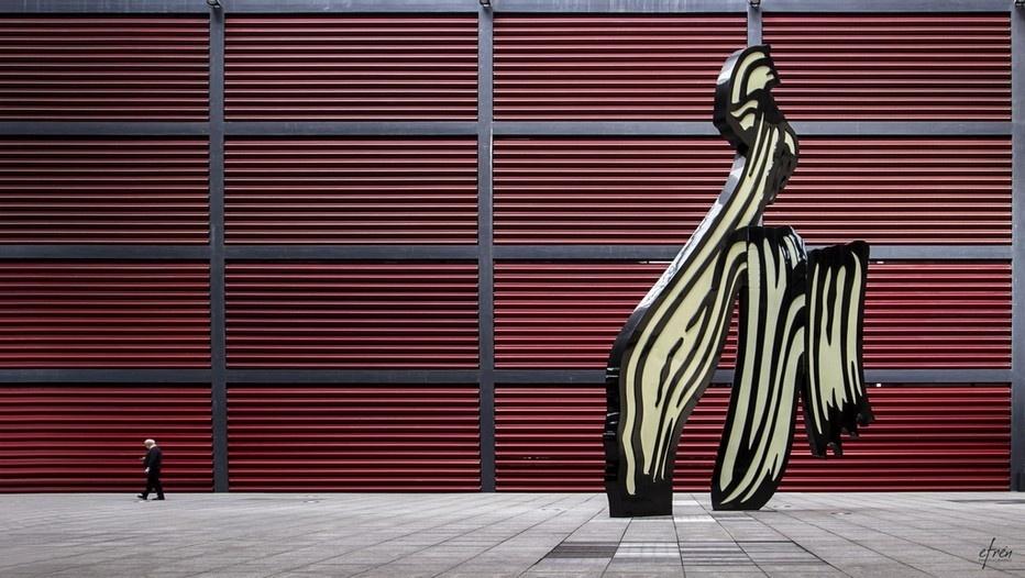 Musée national Centro de Arte Reina Sofia, extension réalisée par l'architecte Jean Nouvel (Photo DR)