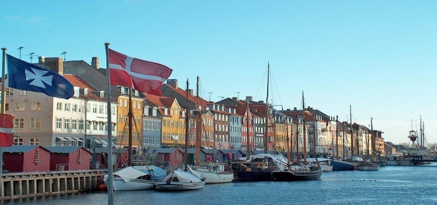 Le port de Copenhague au Danemark (Photo DR)