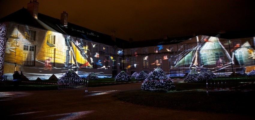 Dans les jardins de l'Evêché - Conception artistique Xavier de Richemont Paris (Photo Mathieu ANGLADA)