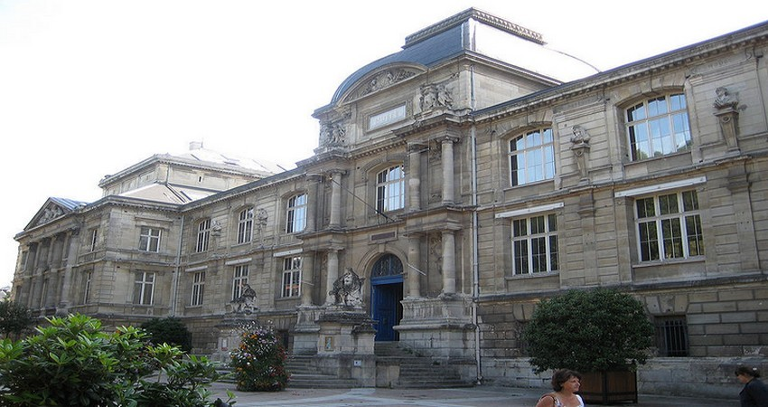 Musée des Beaux-Arts de Rouen (photo DR)