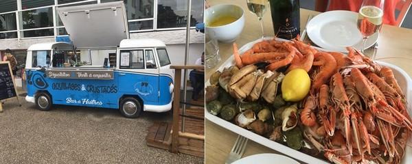 A Noirmoutier le plaisir de déguster  Coquillages & Crustacés, Sel de Mer et Fleur de Sel, Salicornes et Oignons, Bières made in Noirmoutier, @ Richard Bayon