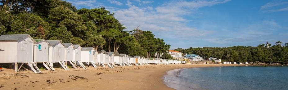 Noirmoutier est nonchalante et authentique, des qualités qui plaisent aux réalisateurs du « Septième Art ».@ OT Vendée-Tourisme.com