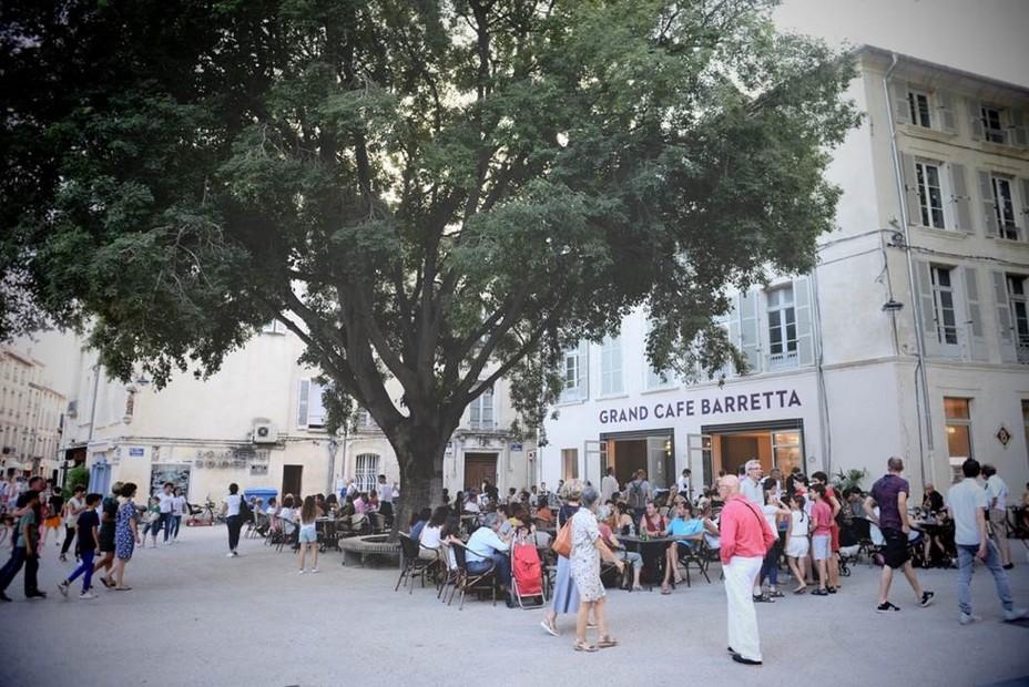 Place Saint-Didier  ©Grégory Quittard