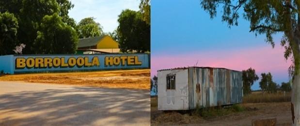 Borroloola, à 1000 kilomètres au sud-est de Darwin ©Sébastien Cros