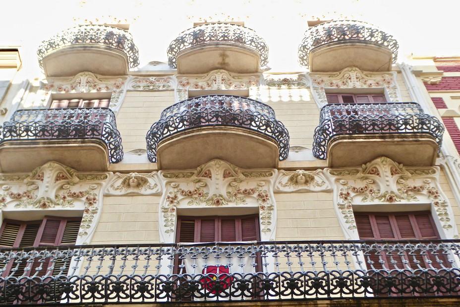 La casa Tomas Jordi de Pere Caselles. @C.Gary