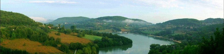 Lac du Causse,une belle occasion de s´offrir un bol d´air en famille pour découvrir  la Dordogne (photo Jérôme Gayot)