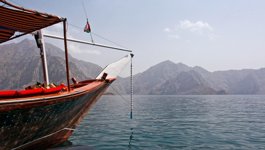 Le pavillon omanais est désormais reconnu sur toutes les mers du globe (Crédit photo Oman tourisme).
