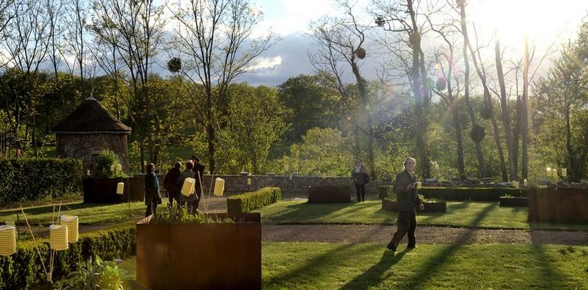 Situés à seulement 4 kilomètres de Limoges, les Jardins sonores de La Borie sont devenus un site culturel incontournable dédié à la musique et aux arts du son.(Crédit photo JMPéricat)