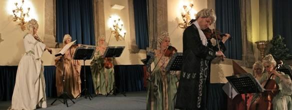 Les palais vénitiens vibrent la nuit au rythme de concerts de musique classique ©Patrick Cros