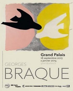 Derniers jours de l'exposition Georges Braque